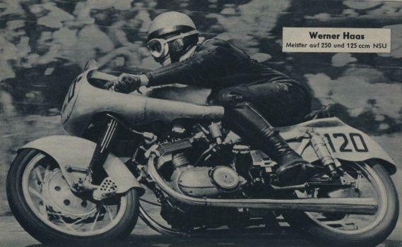 Werner Haas NSU